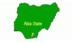 File photo: Abia State map
