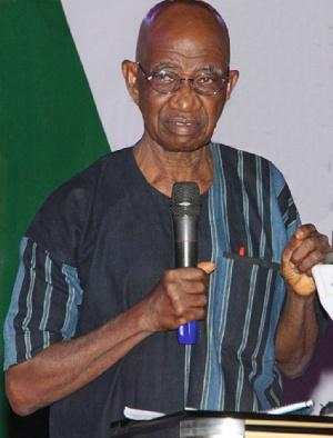 Omotoye Olorode