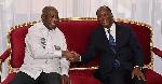 Gbagbo called on Ouattara to free civil war prisoners during visit