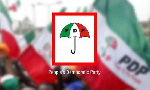 File photo: PDP logo
