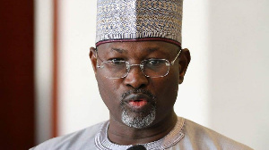 Attahiru Jega, Former Chairman of the Independent National Electoral Commission