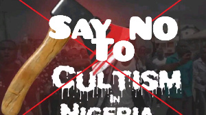 No To Cultism