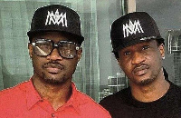 P-square duo, Peter and Paul Okoye