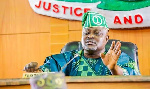 Mudashiru Obasa was on at the Lagos office of the EFCC to respond to the allegations