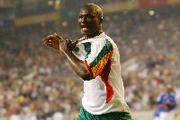 Former Senegalese soccer international, Papa Bouba Diop