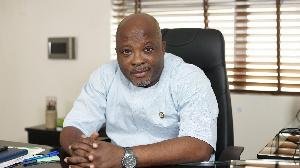 Sola Aiyepeku, Chairman, Lagos State Sports Commission