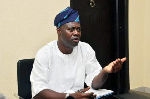 Governor Seyi Makinde of Oyo State