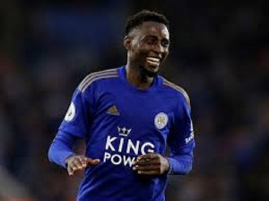 Wilfred Ndidi for Leicester City