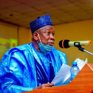 Kano State Governor, Dr Abdullahi Ganduje