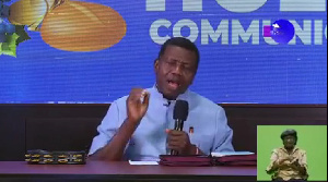 Pastor Enoch Adeboye is the General Overseer of The Redeemed Christian Church of God (RCCG)