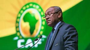 CAF President - Ahmad Ahmad