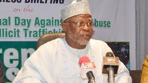 Muhammad Mustapha Abdallah NDLEA Boss