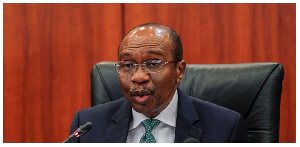 The CBN's official website is very secure, no one hacked it