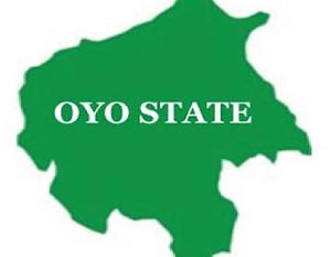 File photo: Oyo State map
