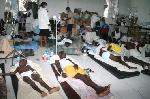File photo of children suffering from Cholera