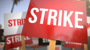 File photo: Strike