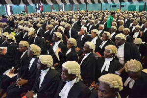 Over 1,000 lawyers called to Nigerian bar