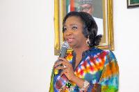 NIDCOM Chairman - Abike Dabiri-Erewa