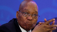 Ex South African President Jacob Zuma