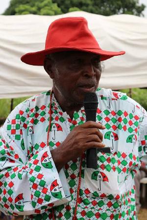 Pa Owere Dickson Imasogie, PDP Chieftain