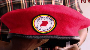 A red beret