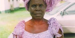 Mrs. Betinah Benson