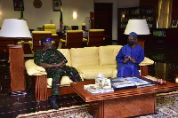 Pastor Enoch Adeboye met with the Governor of Kaduna State, Nasir El-Rufai