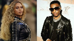 Beyonce and Wizkid