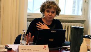 Catriona Laing, British High Commissioner to Nigeria