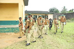 Four prison inmates have escaped from the Jos Correctional Centre in Plateau state.