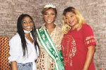Nineteen-year-old United Kingdom-based Nigerian is the current Queen of Miss Nigeria UK pageant