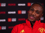 Odion Ighalo hopes to make United return in Sunday clash