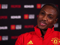 Manchester United striker, Odion Ighalo