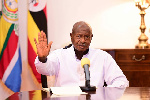 Uganda's President Museveni has early lead in election, preliminary results show
