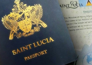 St. Lucia, a small island in the Caribbean, has issued 60 passports to Nigerians