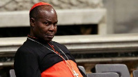 Former President of the Christian Association of Nigeria, Anthony Cardinal Olubunmi Okogie