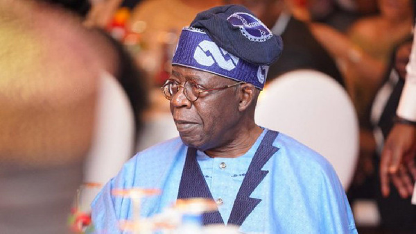 Bola Tinubu was governor of Lagos from 1999-2007