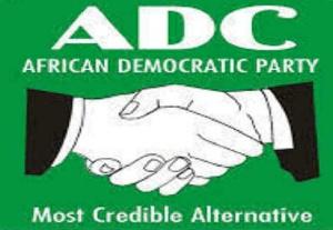 ADC party logo