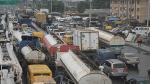Oshodi-Apapa expressway gridlock