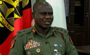 Tukur Buratai, Chief of Army Staff of Nigeria