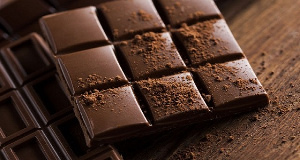 File photo: Dark chocolate