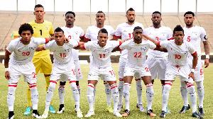 Cape Verde football team