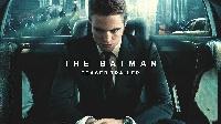 The Batman 2021 art cover