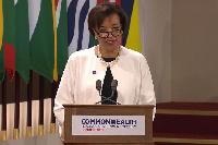 Secretary-General of the Commonwealth, Ms. Patricia Scotland