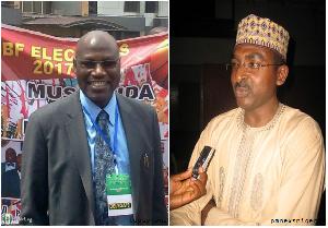 Musa Kida and Tijani Umar