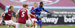 Iheanacho loses Premier League award to West Ham Star