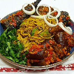 Abacha is regarded as African salad