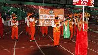 Obaseki at the opening of Edo 2020 National Sports Festival