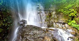 Olumirin waterfalls