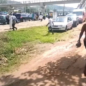 Commotion in Abuja